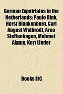 German Expatriates in the Netherlands: Paulo Rink
