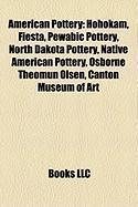 American Pottery: Hohokam