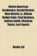 Native American Academics: Gerald Vizenor