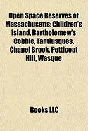 Open Space Reserves of Massachusetts: Children's Island