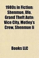 1980s in Fiction: UFO