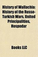 History of Wallachia: History of the Russo-Turkish Wars