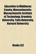 Education in Middlesex County, Massachusetts: Massachusetts Institute of Technology