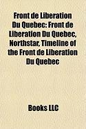 Front de Liberation Du Quebec: Northstar