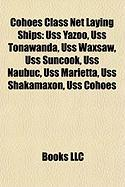 Cohoes Class Net Laying Ships: USS Yazoo