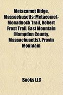 Metacomet Ridge, Massachusetts: Metacomet-Monadnock Trail
