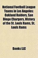National Football League Teams in Los Angeles: Oakland Raiders