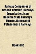 Railway Companies of Greece: Hellenic Railways Organisation
