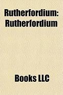Rutherfordium: Winter of 2009-2010 in Europe