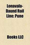 Lonavala-Daund Rail Line: Pune