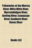 Tributaries of the Murray River: Mitta Mitta River, Murrumbidgee River, Darling River, Campaspe River, Goulburn River, Ovens River