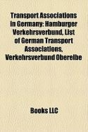 Transport Associations in Germany: Hamburger Verkehrsverbund, List of German Transport Associations, Verkehrsverbund Oberelbe