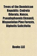 Trees of the Dominican Republic: Cedrela Odorata, Nance, Pseudophoenix Ekmanii, Hispaniolan Pine Forests, Dipholis Salicifolia