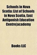 Schools in Nova Scotia: List of Schools in Nova Scotia, East Antigonish Education Centre-Academy
