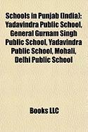 Schools in Punjab (India): Yadavindra Public School, General Gurnam Singh Public School, Yadavindra Public School, Mohali, Delhi Public School