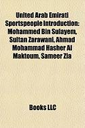 United Arab Emirati Sportspeople Introduction: Mohammed Bin Sulayem, Sultan Zarawani, Ahmad Mohammad Hasher Al Maktoum, Sameer Zia