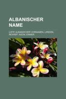 Albanischer Name
