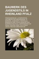 Bauwerk Des Jugendstils in Rheinland-Pfalz