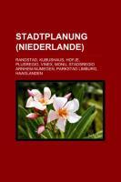 Stadtplanung (Niederlande)