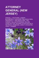 Attorney General (New Jersey)