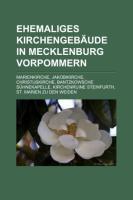Ehemaliges Kirchengebäude in Mecklenburg-Vorpommern