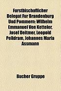 Fürstbischöflicher Delegat Für Brandenburg Und Pommern