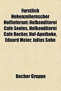 Fürstlich Hohenzollernscher Hoflieferant