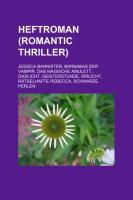Heftroman (Romantic-Thriller)