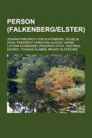 Person (Falkenberg/elster)