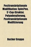 Posttranskriptionale Modifikation