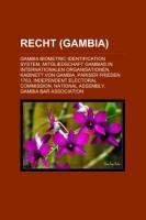 Recht (Gambia)