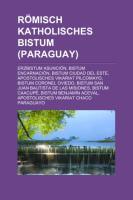Römisch-Katholisches Bistum (Paraguay)