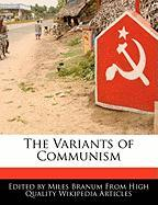 The Variants of Communism - Branum, Miles