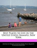 Best Places to Live in the United States: Ramapo, New York - Stevens, Dakota