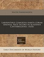 Labyrinthus Comoedia Habita Coram Sereniss. Rege Iacobo in Academia Cantabrigiensi. (1636) - Hawkesworth, Walter