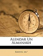 Alendar Un Almanakh - Sh *. , Rayevsi