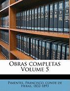 Obras Completas Volume 5