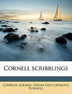 Cornell Scribblings - Funnell, Charles Loomis