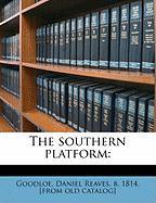 The Southern Platform