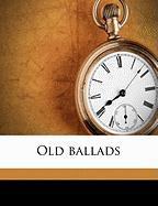 Old Ballads - Eyre, John