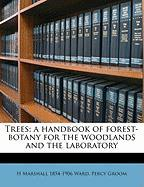 Trees; A Handbook of Forest-Botany for the Woodlands and the Laboratory - Ward, H. Marshall 1854-1906; Groom, Percy