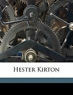 Hester Kirton - Macquoid, Katharine Sarah 1824