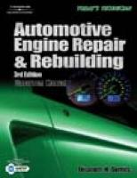 Auto Engine Repair and Rebuilding - Dorries, Elisabeth