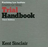 Trial Handbook - Sinclair, Kent