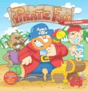 Pirate Fun [With Crayons] - Less, Emma