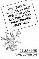Cellphone - Levinson, Paul