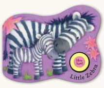 Noisy Jungle Babies: Little Zebra - Harry, Rebecca