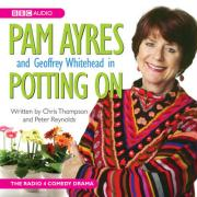 Pam Ayres in Potting on
