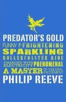 Predator's Gold - Reeve, Philip
