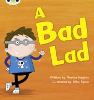 Phonics Bug a Bad Lad Phase 2